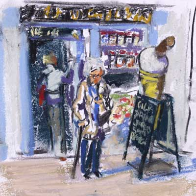 gina_wright_outside_the_ice_cream_shop_pastel_sketch.jpg