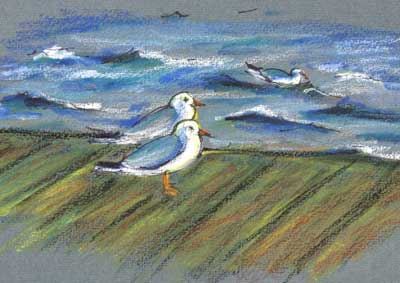 gina_wright_broughty_ferry_gulls_oil_pastels.jpg