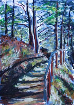 gina_wright_forest_walk_mixed_media.jpg