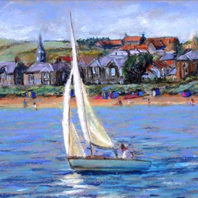 gina_wright_sailing_at_elie_pastel.jpg