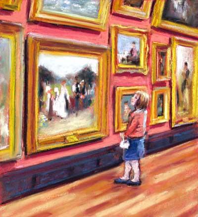 gina_wright_first_museum_visit_pastel.jpg