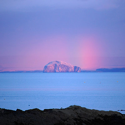 gina_wright_pittenweem_2010_bass_rock_rainbow_sunset.jpg
