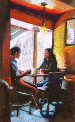 gina_wright_afternoon_coffee_mixed-media.jpg