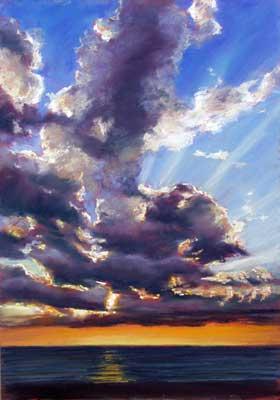 gina_wright_sunset_through_the_clouds_pastel.jpg