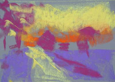 gina_wright_glen_orchy_pastel_underpainting