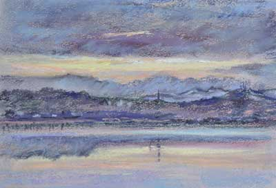 gina_wright_morning_study_from_studio_pastel