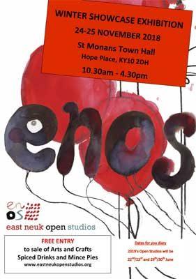 ENOS Winter Poster